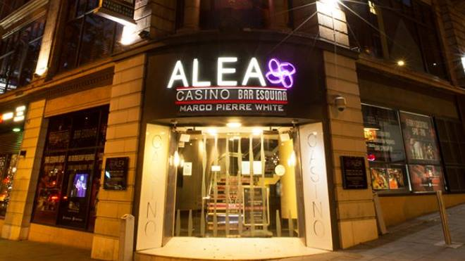 Alea Casino Nottingham