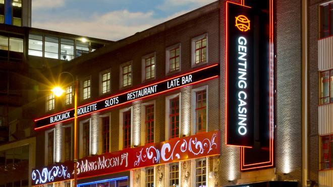 Genting Casino Chinatown
