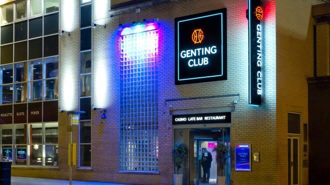 Genting Casino Queen Square