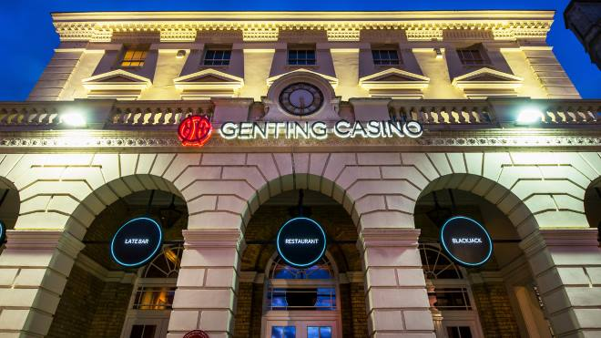 Genting Casino, Southampton