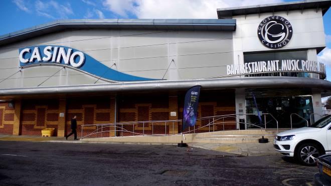 Grosvenor Casino Bury New Road