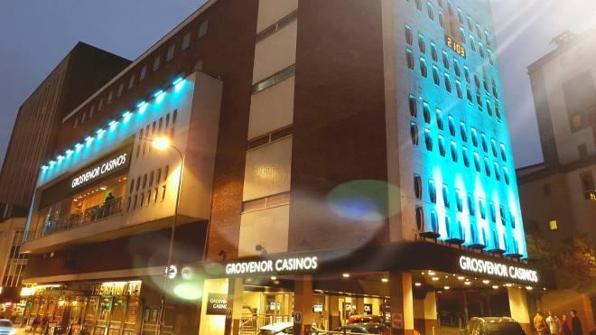 Grosvenor Casino Hill Street
