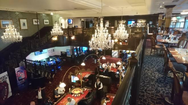 Grosvenor Casino Riverboat
