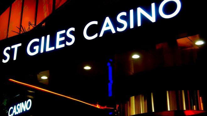 Grosvenor Casino St. Giles