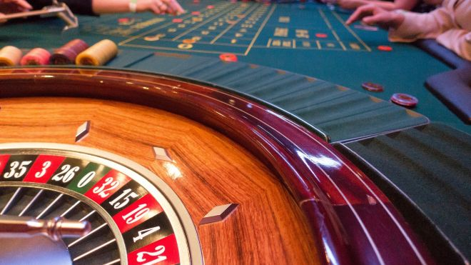 Roulette Inside and Outside Bets