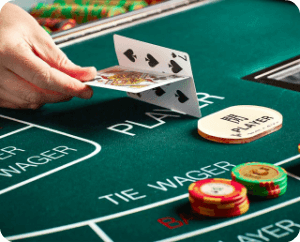 Casino Card Table Games