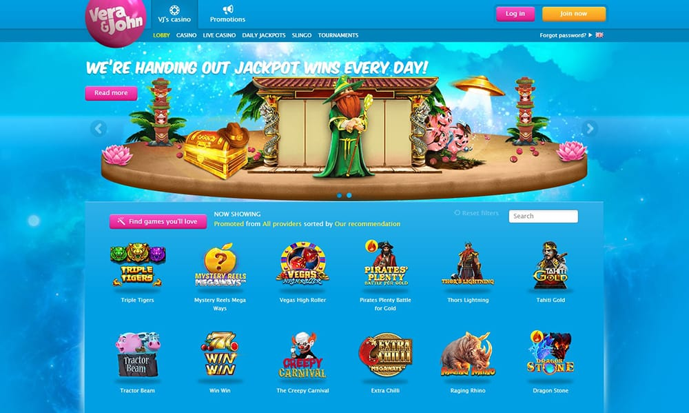 vera john casino reviews