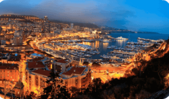 Best Stylish Cars Parked in Monaco