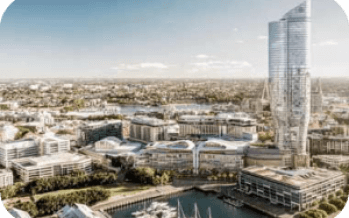 The Star to Construct 61 Storey Hotel at its Sydney Casino