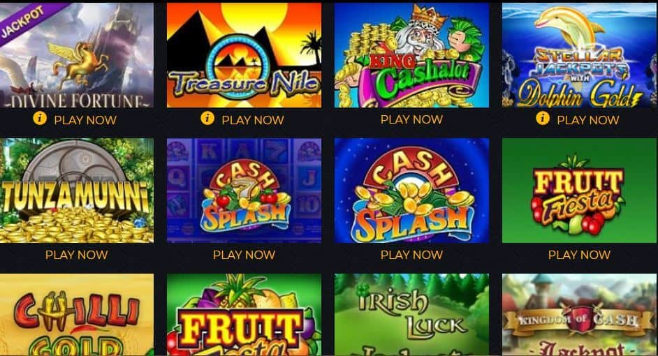 Mobile Wins Jackpot Games