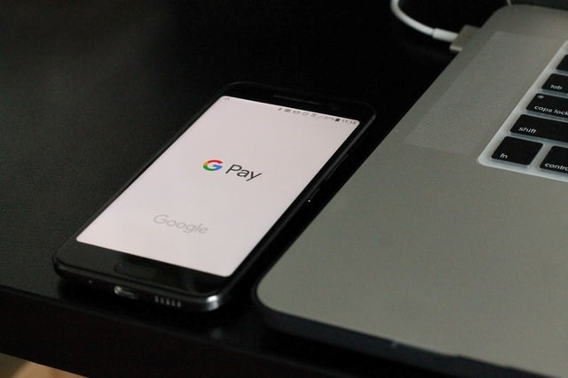 Paying With Google Pay Mobile Phone